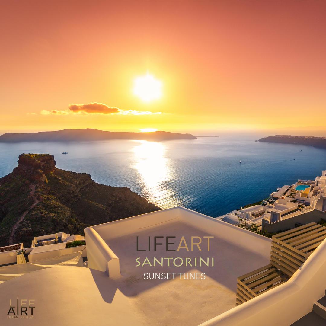 LifeArt, Santorini Sunset Tunes Vol.1