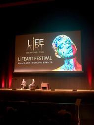 LifeArt-Festival - Netflix Premiere - Ar