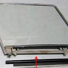 56-62 Side Window Frame