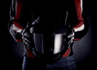 Monday Musings….Bravery Beneath the Helmet