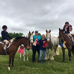 Horse Show Nerves