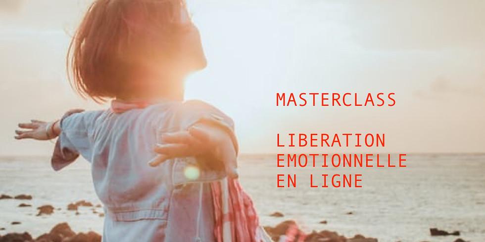 Masterclass libération émotionnelle en ligne