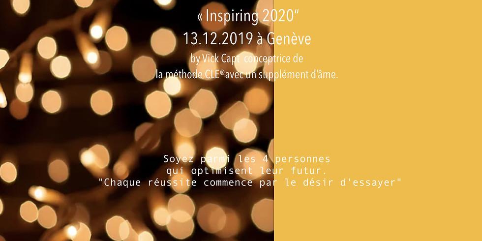 Past Event Masterclass Inspiring 2020