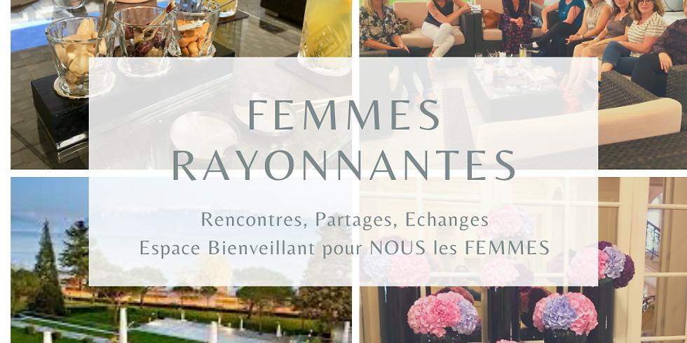 Rencontres / Partages Cercle de Femmes Rayonnantes  Genève
