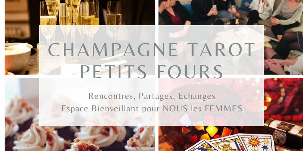 """Event de la rentrée à Genève  """"Champagne, Tarot, Petits fours """""""