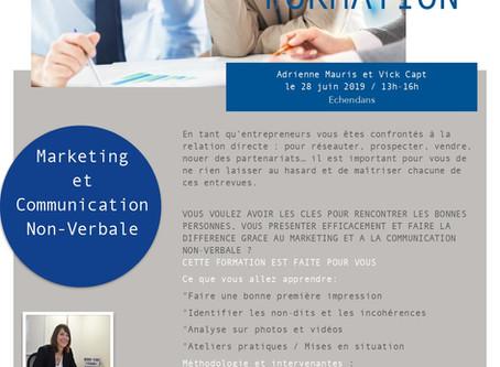 FORMATION : Marketing et Communication Non-Verbale