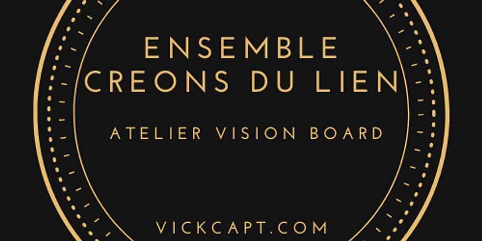 Atelier Vision Board- Créer votre tableau de rêves