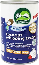 NATURE'S CHARM COCONUT WHIPPING CREAM 40