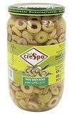 CRESPO SLICE GREEN OLIVES 400G.jpg