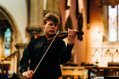 Joel Munday, Sidmouth Recital, December 2020