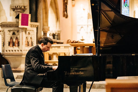 Lucas Krupinski, Sidmouth Recital, December 2020