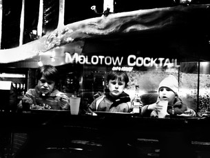 Molotow cocktail.