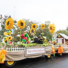 Topsfield Fair Parade Float