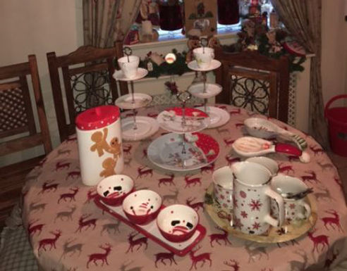 iCare Hosts Series of Afternoon Tea Fundraisers