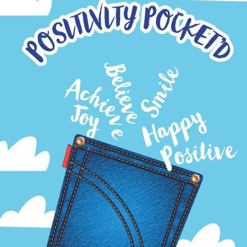 Positivity Pocket'd