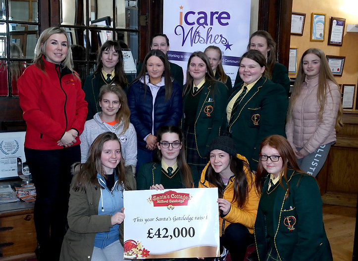 The Magic of Christmas in Milford - iCare raises a record £42,000