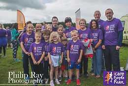 iCare Celebrate Huge Success of First Ever Purple Run