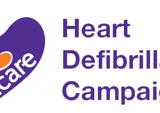 Lifesaving Community Defibrillator