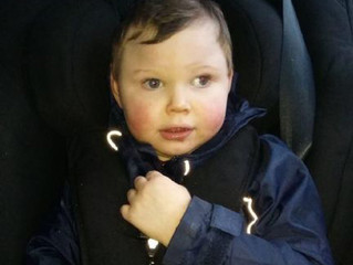 iCare Grants Wish for Special Little Boy