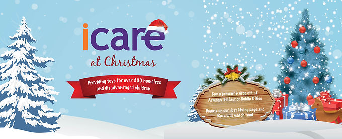 iCare Charity to help deliver presents to 300 homeless kids