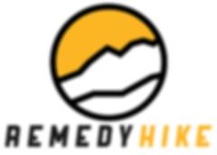 Black Remedy Hike Logo