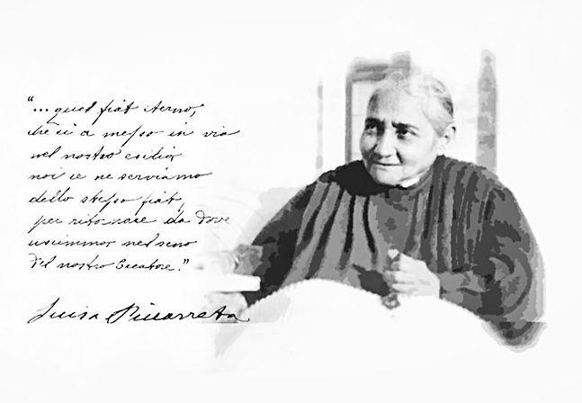 Biografía Luisa Piccarreta