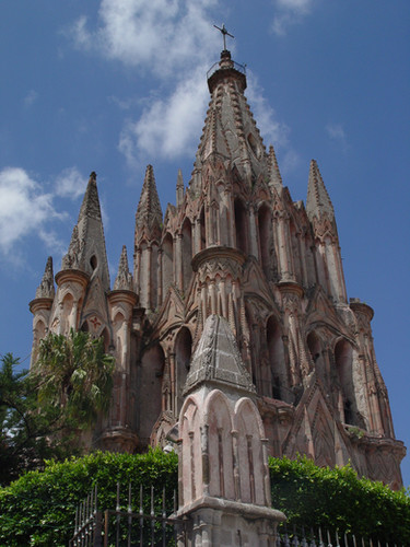 The Parish at San Miguel de Allende