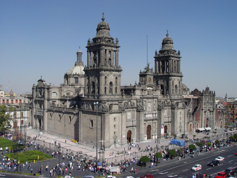 Mexico's Metropolitan Cathedral