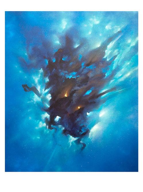 Primordial Haze Limited Edition Print