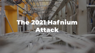 The Latest Updates on the Hafnium Nation-State Attacks
