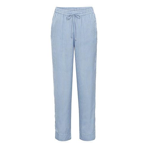 Karmamia Piper Pants – Blue Stripe