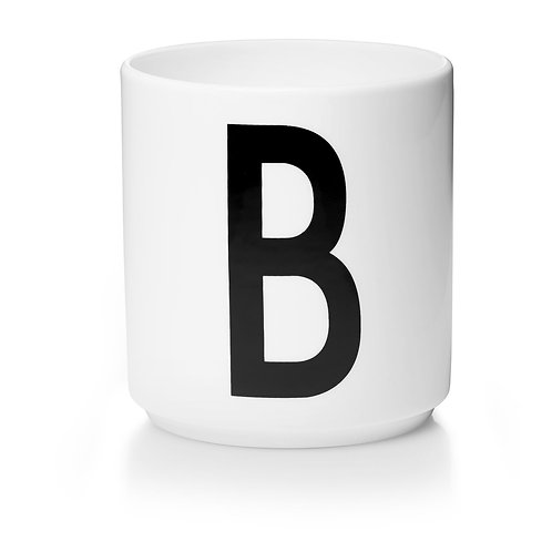Design Letters Becher B