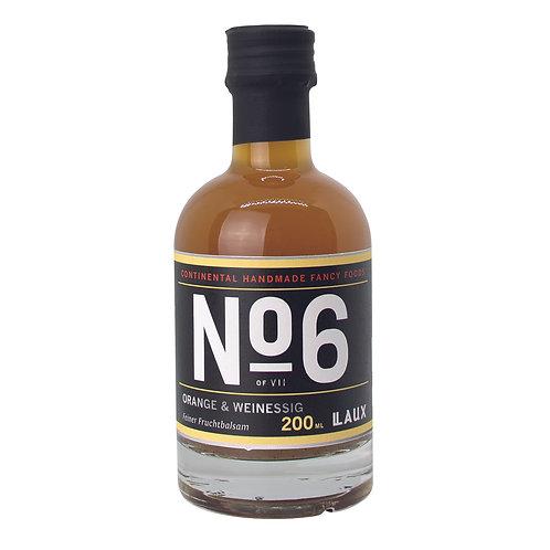 Lapp & Fao No. 6 Vine Vinegar Orange