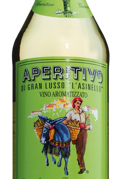 Aperitifwein Corochinato VINI ALLARA Aperitivo di Gran Lusso L'Asinello, 16% 1,0