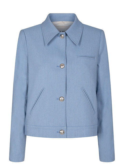 MosMosh Tally Twiggy Jacket blue