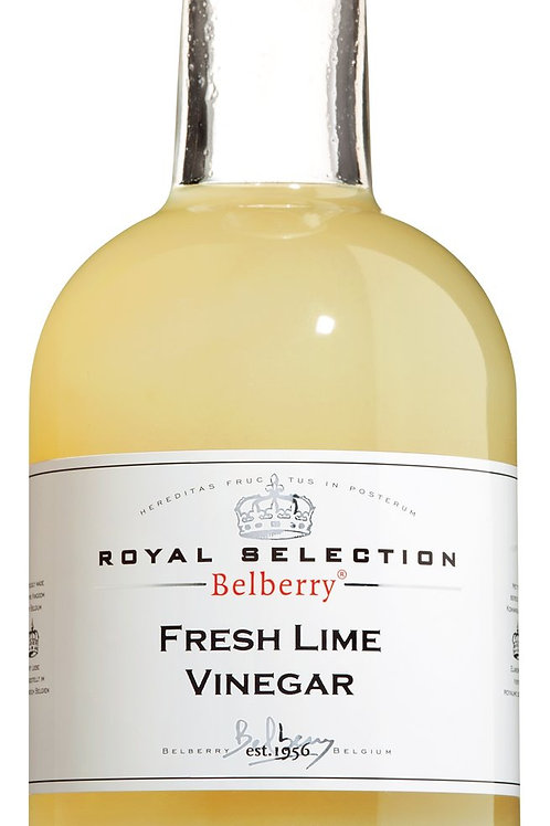 Fresh Lime Vinegar BELBERRY, BELGIEN  Limettenessig