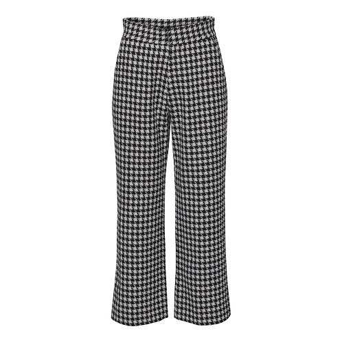 Custommade Pella Trousers black/white