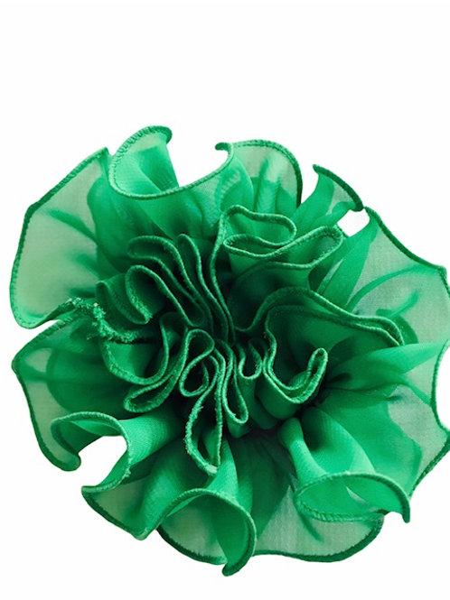Pico Haarrosette grün