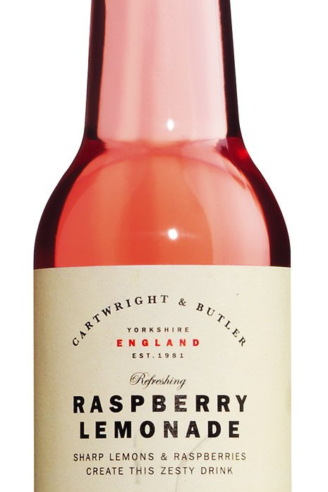 Raspberry Lemonade CARTWRIGHT & BUTLER, ENGLAND  Himbeerlimonade