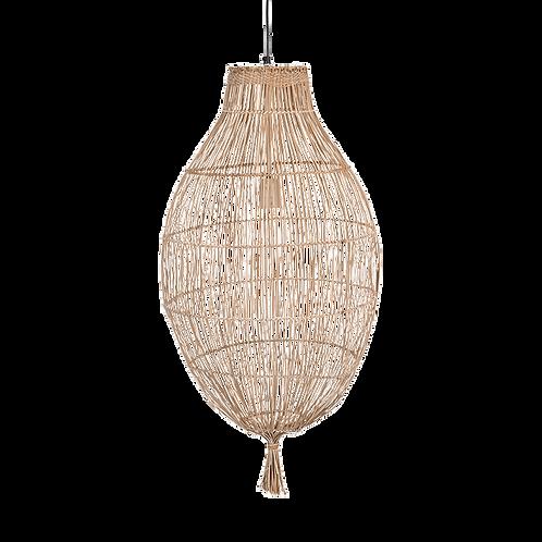 URBAN NATURE CULTURE HANGING LAMP FISH NET