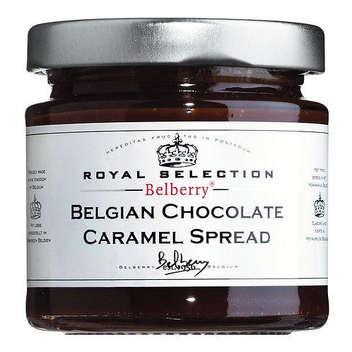 Caramel & Belgian Chocolate