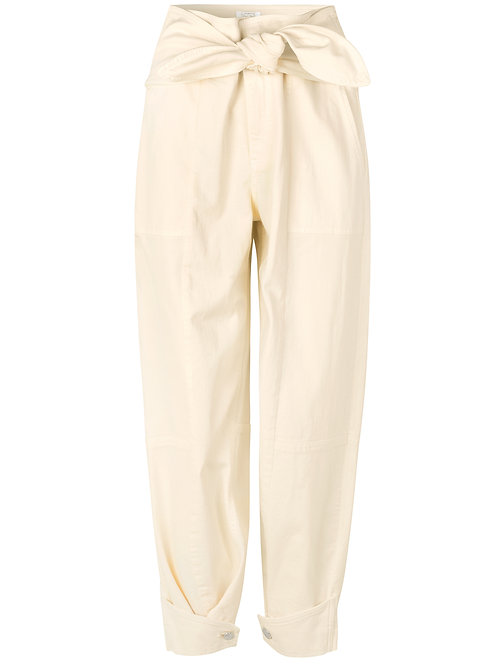 Notes du Nord Ramona Pants winter white