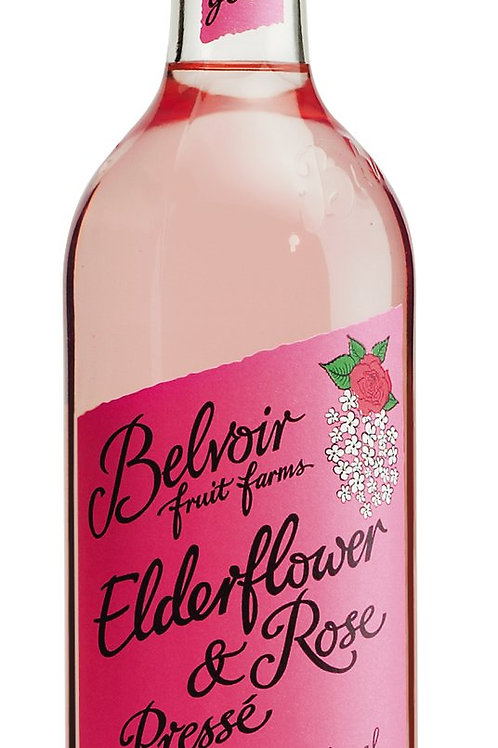 Pressé Elderflower & Rose BELVOIR, ENGLAND  Holunderblüten-Rosen-Limonade