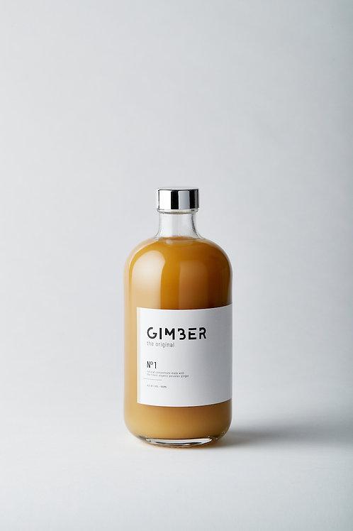 GIMBER Ingwerkonzentrat 500 ml