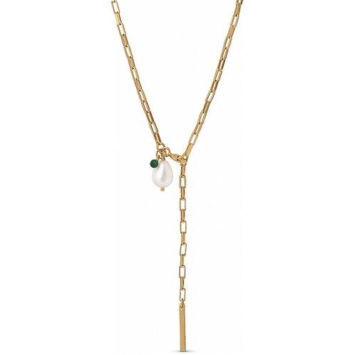 Enamel Azra Necklace