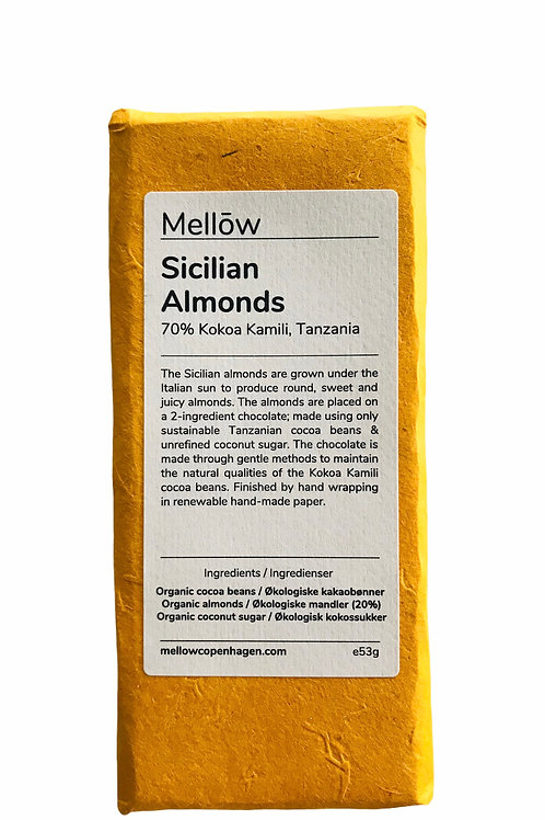 Mellow Copenhagen Sicilian Almonds