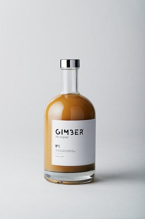 GIMBER Ingwerkonzentrat 700 ml