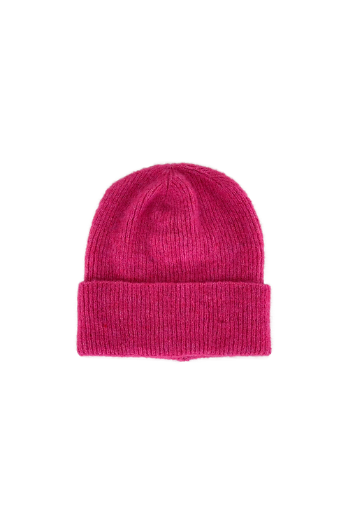 CAROL knitted hat pink