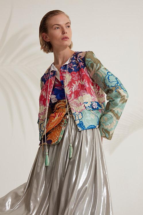 Shirtaporter Skirt silver