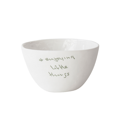 URBAN NATURE CULTURE BOWL, HISTORIAS, WHITE